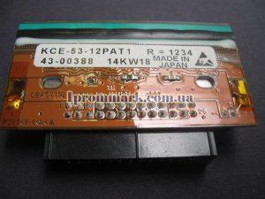 Печатающая головка kce-53-12pat1